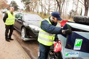 Reportage pour Fidélia Assistance