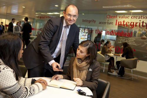 DG d'Accenture France