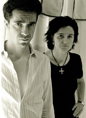 Roméo et Claudia Castellucci