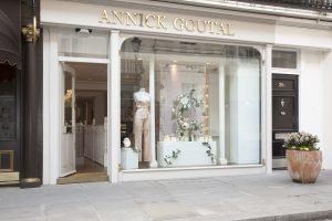 Boutique Annick Goutal à Londres