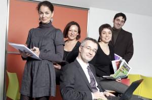 Groupe des collaborateurs de l' OPIEVOY