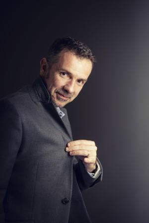 Portrait de Franck Thilliez