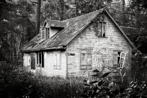 Maisons abandonnées