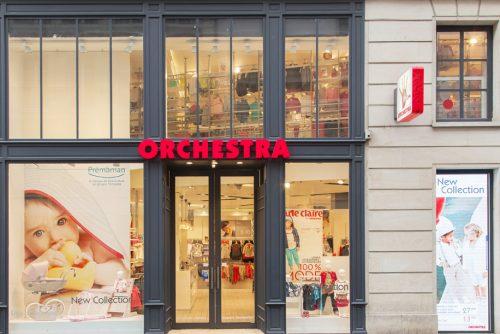 Flagship d'Orchestra à Paris