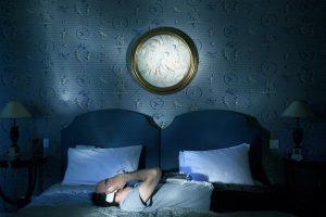 La solitude dans les hôtels
