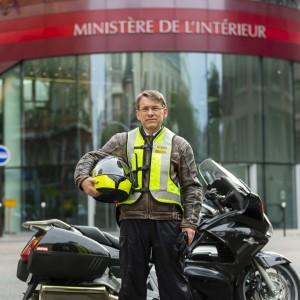 Portrait de Emmanuel Barbe, Délégué interministériel à la sécurité routière